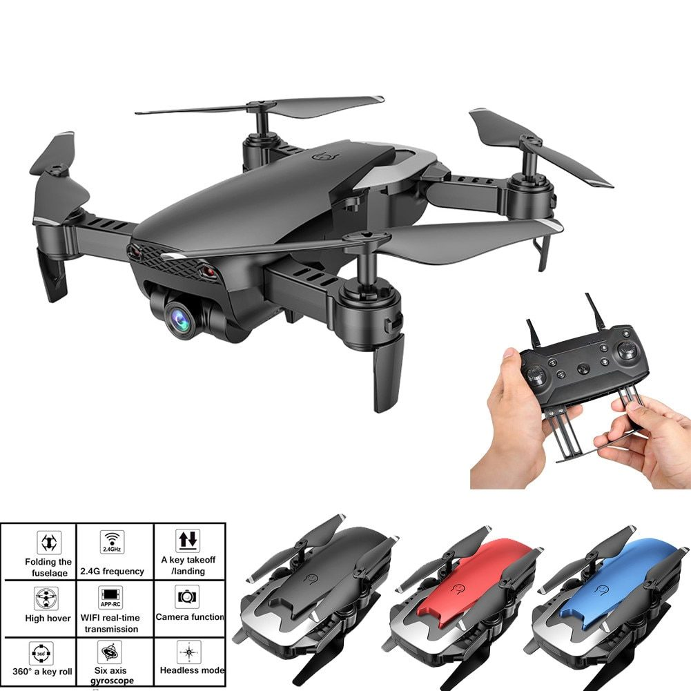 MuqGew Rc helicopter X12 Drone 0.3MP Quadcopter WiFi FPV 2.4G